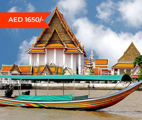 Bangkok & Pattaya, Thailand