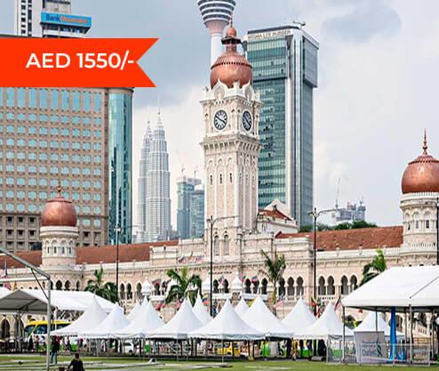 Kuala Lumpur & Ipoh , Malaysia